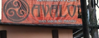 Avalon Café is one of Chapada dos Veadeiros.