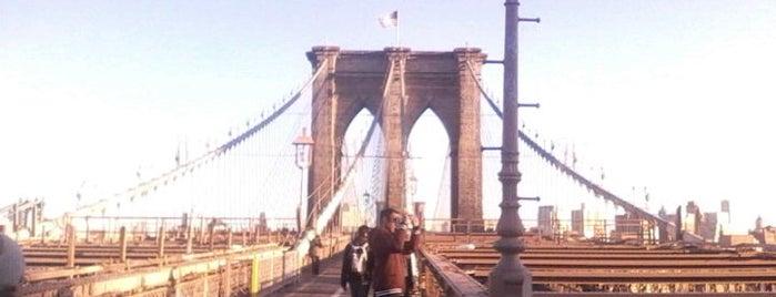 Pont de Brooklyn is one of New York Favorites.