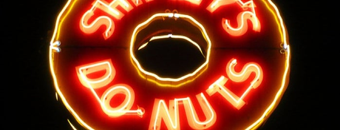 Shipley Do-Nuts is one of USA - The South.