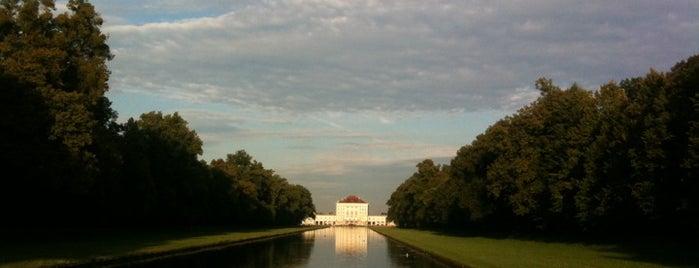 Schlosspark Nymphenburg is one of I Love Munich, munich#4sqCities.