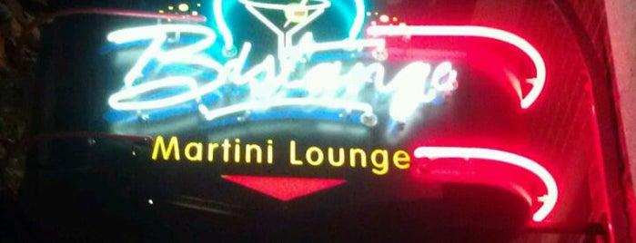 Bistango Martini Lounge is one of Joey D's 50 Favorite Spokane Spots.