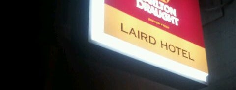 Laird Hotel is one of Australia and New Zealand.