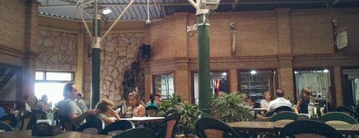 Miragua Restaurante e Choperia is one of Cintia 님이 저장한 장소.