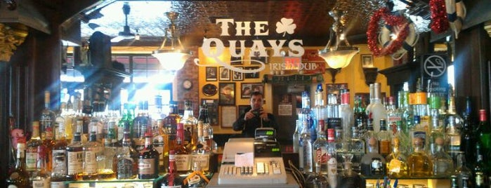 The Quays Pub is one of Astoria-Astoria!.