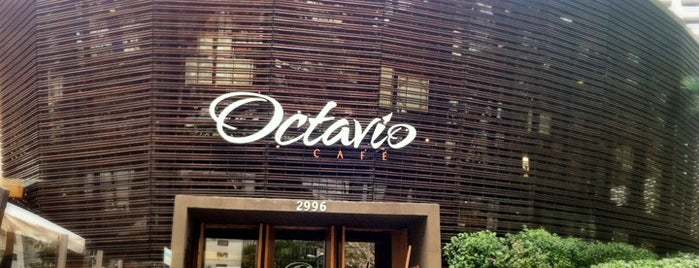 Octavio Café is one of SP.