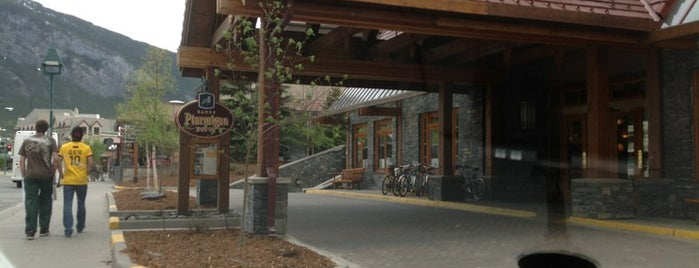 Banff Ptarmigan Inn is one of Locais curtidos por Mohammed.