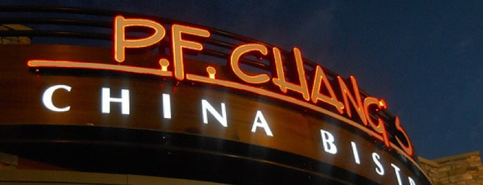 P.F. Chang's is one of OKC Faves.