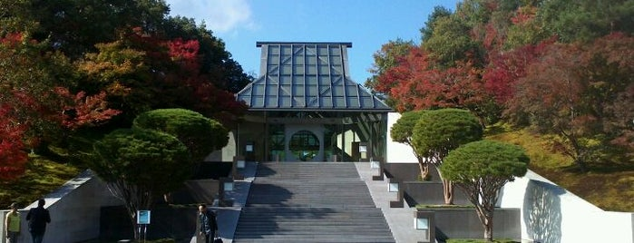 MIHO MUSEUM is one of ベスト美術館.