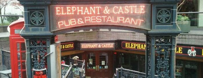 Elephant & Castle is one of 2012 MLA Seattle.