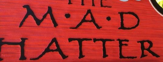 Mad Hatter is one of RESTAURANTS II.