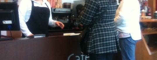 Café Panagra is one of Café.