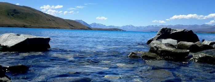Lake Tekapo is one of Новая Зеландия.