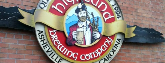 Highland Brewing Company is one of NC Craft Breweries.