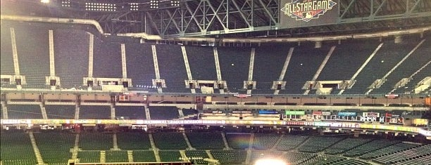 Chase Field is one of Best Stadiums.