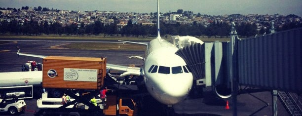 Aeropuerto Internacional Mariscal Sucre (UIO) is one of Airports - worldwide.