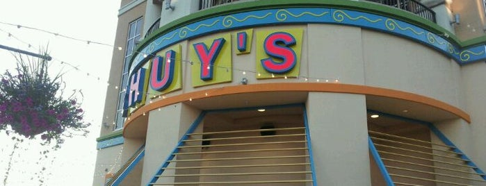 Chuy's TexMex is one of Adventures in Dining: USA!.