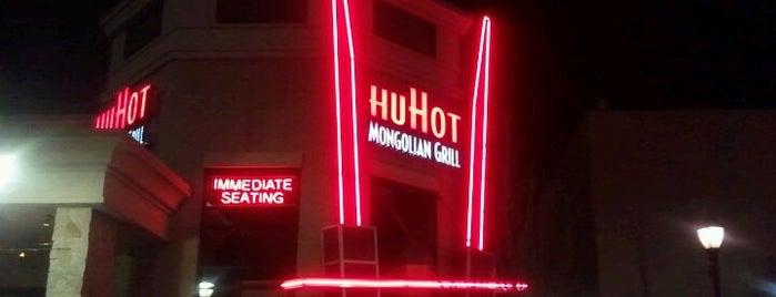 HuHot Mongolian Grill is one of SGF Food.
