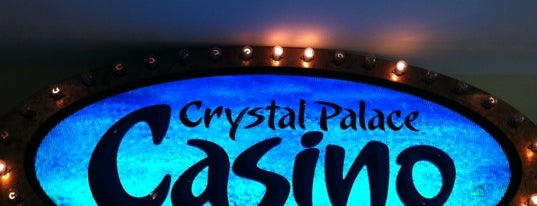 Crystal Palace Casino is one of My BEST places to visit.