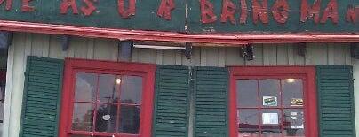 Oakridge Smokehouse Restaurant is one of Locais curtidos por Daniel.