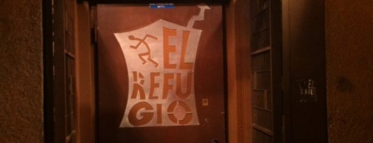 El Refugio 2 is one of Madrid: Pub's, Terrazas, Cocktail's.
