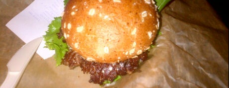 Epic Burger is one of Chicago's Best Burgers - 2012.