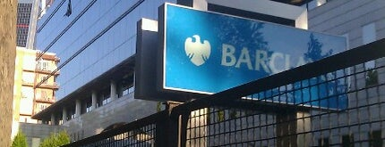 Barclays Bank is one of Madrid.