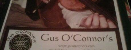 Gus O'Connor's Irish Pub is one of Eddie's Top SE MI Restaurants.