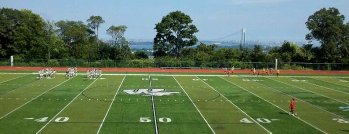 Wagner College Stadium is one of Guide to New York's best spots.