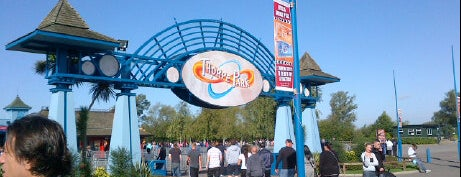 Thorpe Park is one of Best of World Edition part 1.