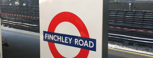 Finchley Road London Underground Station is one of Underground Stations in London.