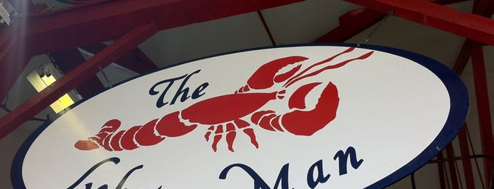 The Lobster Man is one of Vancouver 2015.