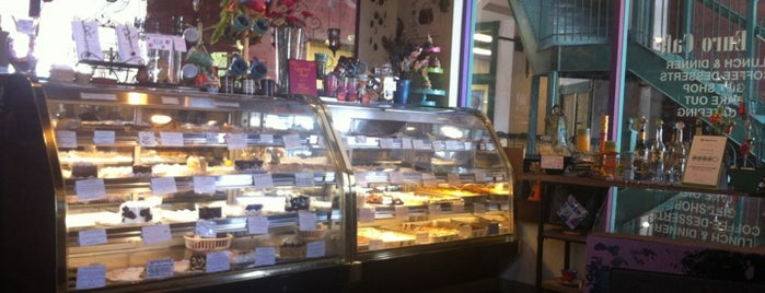 Romeo's Euro Cafe is one of Desserts - Phoenix/Valley Area.