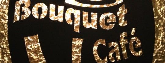 Bouquet Café is one of Aline: сохраненные места.