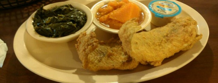 Busy Bee Cafe is one of #ATLBiteLife Best Soul Food Restaurants in Atlanta.