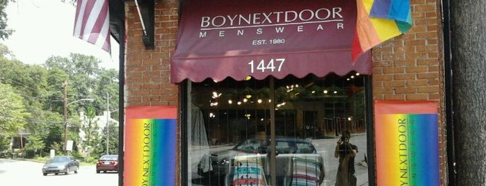 Boy Next Door is one of Atlanta To-Do List.