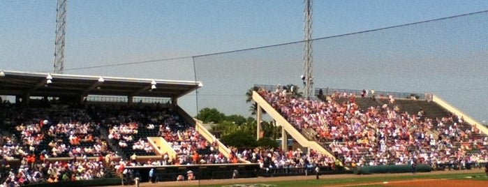 Publix Field at Joker Marchant Stadium is one of Grapefruit League.