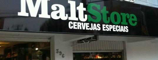 MaltStore | Cervejas Especiais is one of สถานที่ที่ Daniele ถูกใจ.