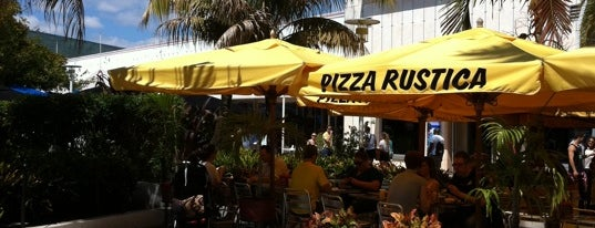 Pizza Rustica is one of Miami Beach.