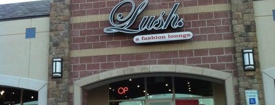 Lush A Fashion Boutique is one of Tempat yang Disimpan Kim.