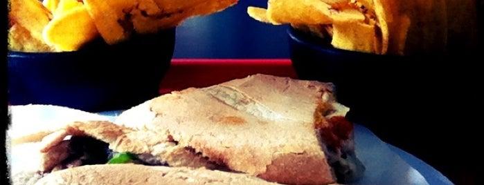 Rock Burger is one of Delis Cafés & more.