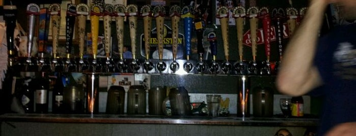 Hamilton's Tavern is one of Draft Magazine Best Beer Bars.