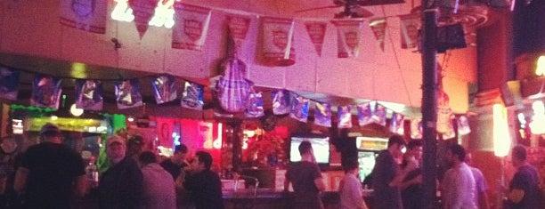 Bar America is one of San Antonio - Get Full. Have Fun. #visitUS #4sq.