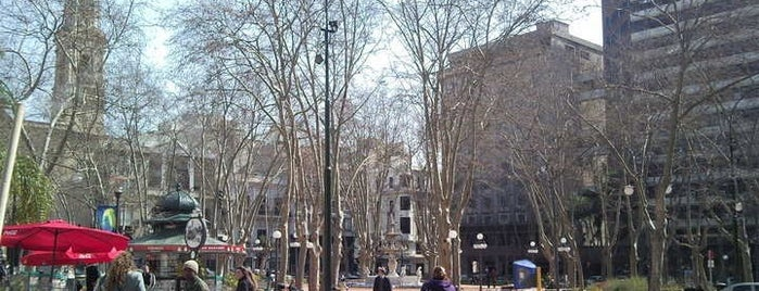 Plaza Matriz is one of Coolplaces Montevideo.