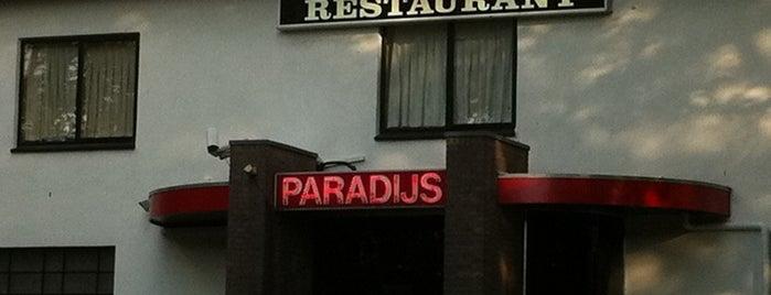 Paradijs is one of Lugares favoritos de Lily.