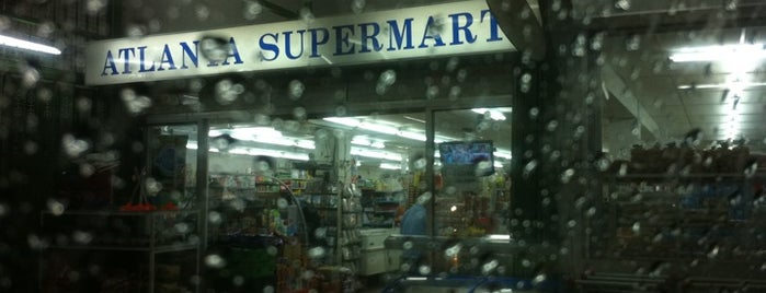 Atlanta Supermart is one of Lugares favoritos de S.