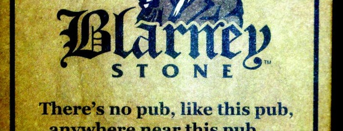 Blarney Stone Pub is one of Good Restaurant.