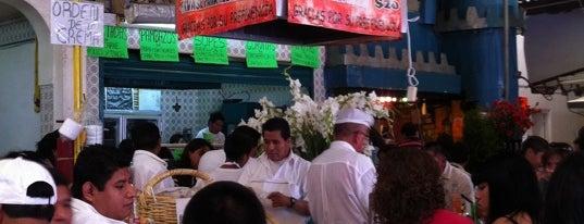 Mercado de Comida Coyoacán is one of Vecindario Coyoacan Centro.