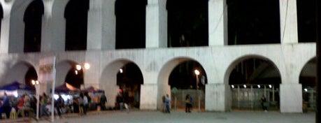 Arcos da Lapa is one of Pontos Turísticos.