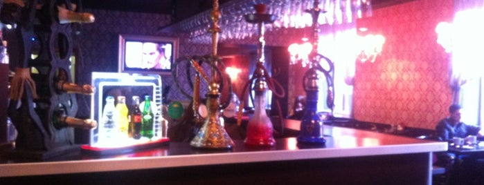 Party Bar is one of All HOOKAH in Saint-Petersburg (by spb-city.com).