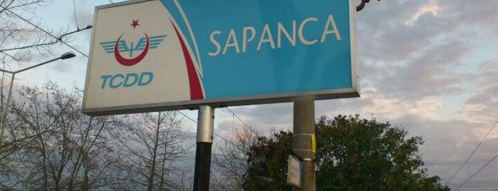 Sapanca Tren İstasyonu is one of Locais salvos de Abdulrahman.